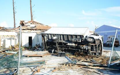Uragano Dorian: 43 vittime alle Bahamas. FOTO