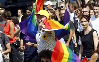 Il primo Gay Pride a Sarajevo. FOTO