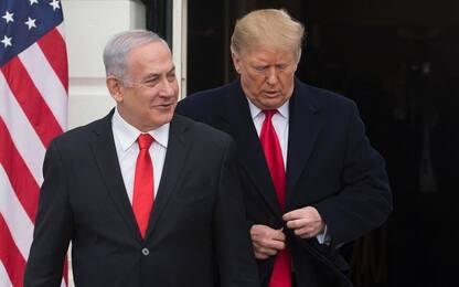 Usa, Politico: Israele spiava Trump. Netanyahu: bugie