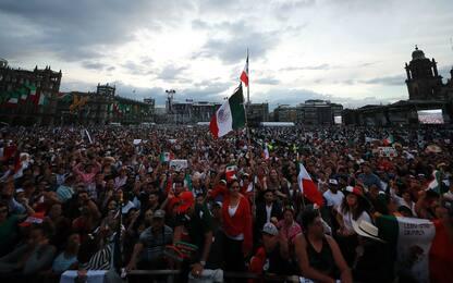 Il Messico celebra la festa dell'indipendenza