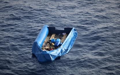 Nel Mediterraneo sono morti quasi 1.300 migranti nel 2019: dati Oim
