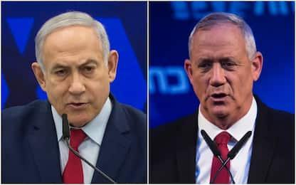 Elezioni Israele, testa a testa Netanyahu-Gantz. Oggi i risultati