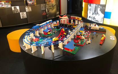 """LA LEGO lancia la nuova campagna """"Rebuilt The World"""""""