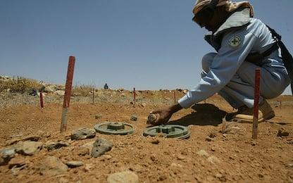 """Siria, Onu: """"Sette persone uccise dalle mine negli ultimi tre giorni"""""""