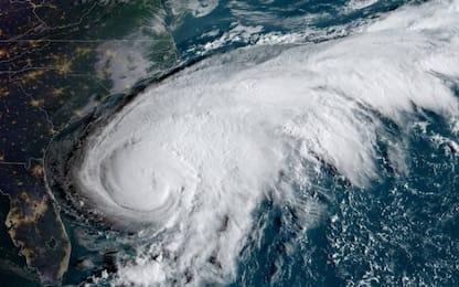 Paura per l'uragano Humberto, in arrivo alle Bermuda. VIDEO