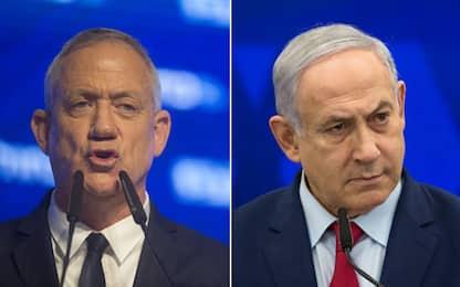 """Elezioni in Israele, Gantz: """"Sarò io il premier del governo di unità"""""""