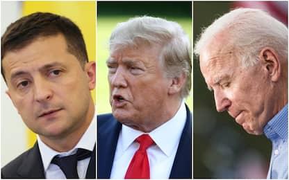 Wsj: Trump chiese più volte a Kiev di indagare sul figlio di Biden