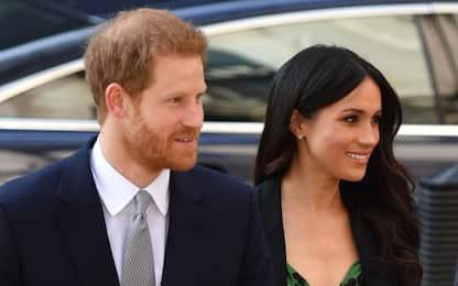 Harry e Meghan, sì della regina alla nuova vita dei duchi di Sussex