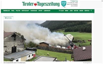 Austria, esplosione in un supermercato al Brennero: numerosi feriti