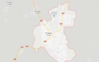 Algeria, incendio nel reparto maternità: 8 neonati morti