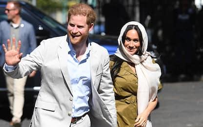 Gran Bretagna, Harry e Meghan rinunciano al loro status di reali