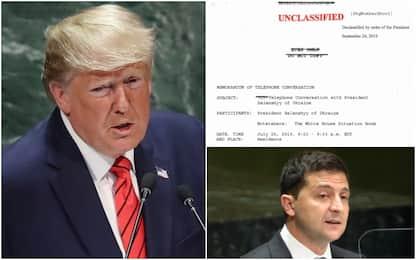 Telefonata Trump-Zelensky, i dem puntano a voto impeachment a novembre