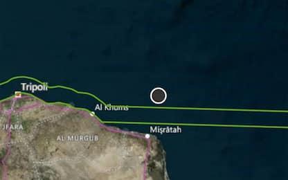 Naufragio al largo della Libia, si teme una strage