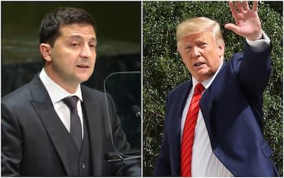 Caso Ucraina-Trump, le tappe della vicenda