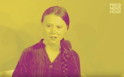 Greta Thunberg, il discorso all'Onu diventa una canzone metal. VIDEO
