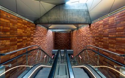 Copenaghen, inaugurata nuova linea metro targata Italia