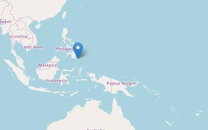 Terremoto, scossa di magnitudo 6.1 a largo di Mindanao