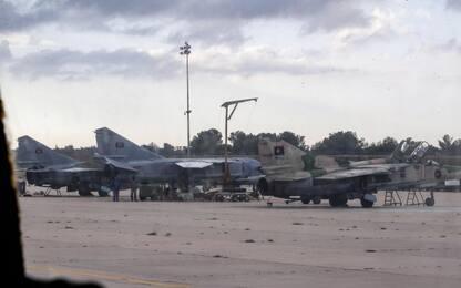 Libia, raid sull'aeroporto di Misurata