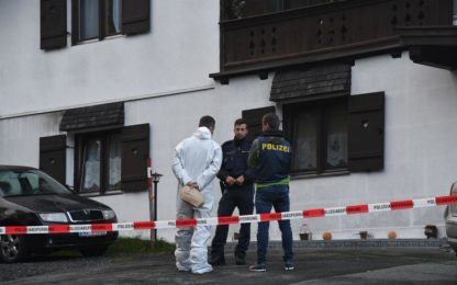 Austria, strage a Kitzbuehel: uccide ex fidanzata e suoi familiari