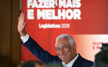 """Elezioni in Portogallo, vincono i socialisti. Costa: """"Ora stabilità"""""""