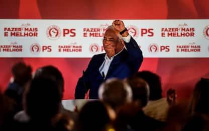 Elezioni in Portogallo, vittoria dei socialisti di Costa con il 36,7%