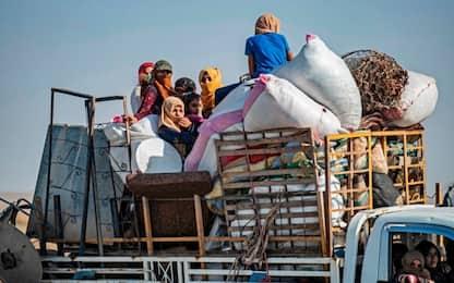 Siria, Turchia: conquistati i primi due villaggi curdi