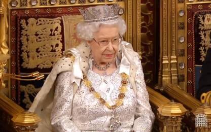 """Brexit, regina Elisabetta: """"Governo vuole uscire da Ue il 31 ottobre"""""""