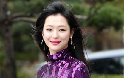 Sulli, è morta la cantante sudcoreana: la star del K-pop aveva 25 anni