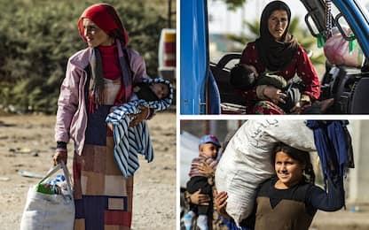 """Siria, Ankara: """"Andremo avanti con o senza sostegno del mondo"""". LIVE"""