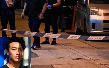 Hong Kong, leader delle proteste è stato aggredito a martellate