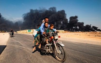 Siria, dai curdi stop alle operazioni anti-Isis