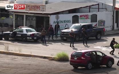 Messico, battaglia per liberare il figlio di El Chapo. VIDEO