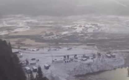 Crolla diga in Siberia vicino a miniera d'oro: 15 operai morti. VIDEO