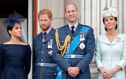 """Il principe Harry ammette: """"Io e William siamo su strade diverse"""""""