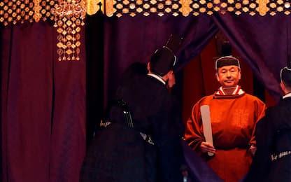 Giappone, Naruhito proclamato ufficialmente imperatore. FOTO