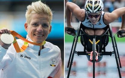 Eutanasia, l'atleta paralimpica Marieke Vervoort è morta