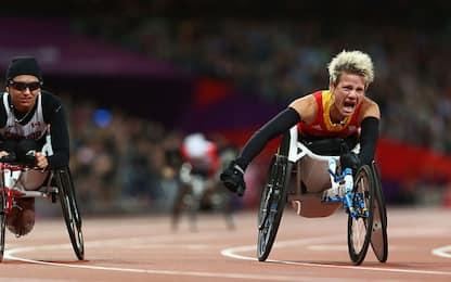 Marieke Vervoort, oro paralimpico che ha scelto l'eutanasia
