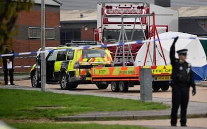 Regno Unito, altri due arresti per il tir che trasportava 39 cadaveri