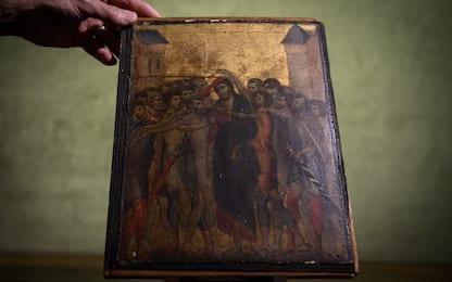 """""""Il Cristo deriso"""" di Cimabue venduto all'asta a 24 milioni di euro"""