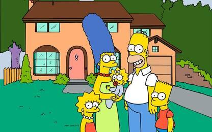 Coronavirus e il virus dall'Asia nella puntata dei Simpson