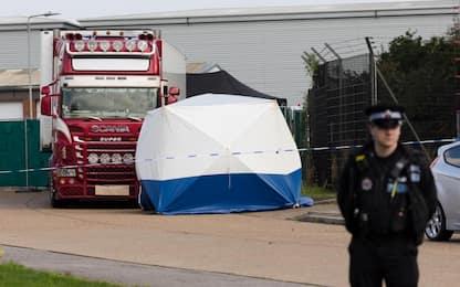 Gran Bretagna, convalidato l'arresto dell'autista del tir dell'orrore