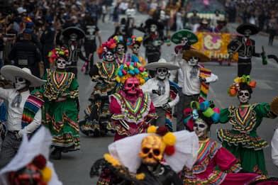 """""""Dia de los muertos"""", la tradizione messicana che celebra la vita"""