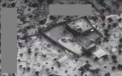 Al-Baghdadi, il video del raid pubblicato dal Pentagono