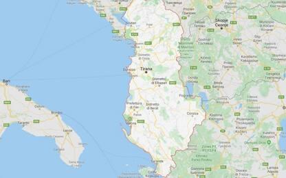 Terremoto in Albania, scossa di magnitudo 5,2