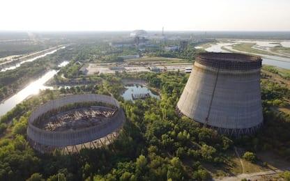 Incendi vicino a Chernobyl, picco di radiazioni. VIDEO