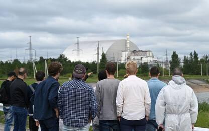 Chernobyl, quest'anno oltre 100 mila turisti dopo serie tv