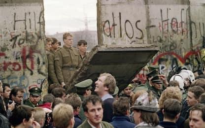 Test: cosa ti ricordi della caduta del muro di Berlino?