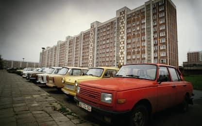 30 dalla caduta del muro di Berlino, la vita in Germania Est