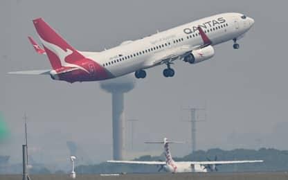 Crepe nei Boeing 737, ispezioni di Qantas e Virgin