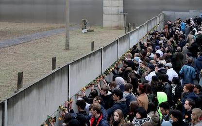 Berlino celebra i 30 anni della caduta del Muro. FOTO